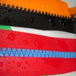SZIP Derlin plastic Water repellent waterproof zippers