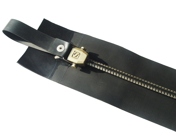Close ended SZIP Metalproof dry suit zippers