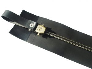 metal dry zippers for dry suits